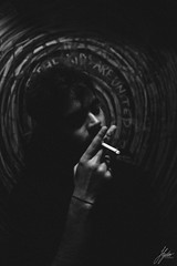 DSCF3481 (Shazaan Hyder) Tags: gauran paris fujifilm xt2 travel europe portrait candid monochrome blackandwhite bw