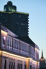QWZ04307 (qwz) Tags: hartbleimc28150mm hartblei150mm skyscraper москва moscow architecture night