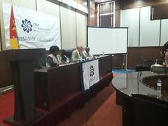 Conferência de Imprensa - Comunicação Preliminar de Constatações (12) (Comunidade dos Paises de Lingua Portuguesa) Tags: cplp moçambique observação eleições autárquicas