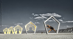 Passage Home By Kate Raudenbush,  Burning Man 2018 (Dust To Ashes) Tags: burningmanfestival burningman2018 burningman irobot theme burning man bm2018 2018 dust ashes dusttoashes wwwdusttoashesnet sculpture sculptures installation installations surreal playa desert nevada gerlach nv blackrockcity brc art burningmanart desertparty photography photos photo pictures ales pentagons passagehome kateraudenbush burningmanmap larryharvey yoga girl woman people