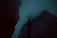 16,989 (Panda1339) Tags: thegreat50mmproject 50mm london cinematic crane cornhill fog ldn uk light