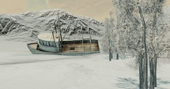 Eternal snow WIP2 (Monica_ML) Tags: secondlife sl winter snow eternal wip
