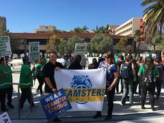 AFSCME Strike @ UCSB 6