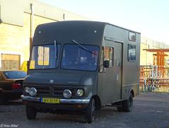 1976 Bedford CF Camper (peterolthof) Tags: leek peterolthof nv31yp