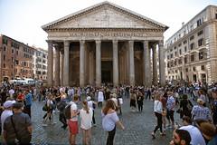 La piazza più bella (Sett64) Tags: canon5dclassic canonef1740l rome roma tetti di