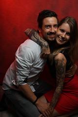 DSC05001 (PeterazziMuilman) Tags: peterazzi sony sonya7r3 alpha7rm3 a7r3 ilce7rm3 ilcea7r3 sel2470gm sonyfe2470f28gm sonyfe282470gm emount photoshoot tattoo tattoogirls tattoomodel tattoos tattoosleeve tattooart inkgirl inked kokoloco kokolocotattoo frenkiee66 blackink blackwork sleeve smile couple