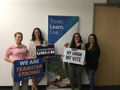 Students of the UC Education Abroad Program Support AFSCME 3299 Strike 2