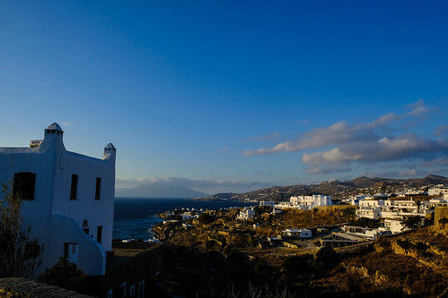 View of Mykonos