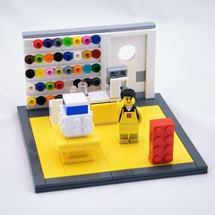 LEGO Store Vignette