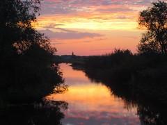 Opgang { EXplored} (Peter ( phonepics only) Eijkman) Tags: zaandam zaanstad zaan zaanstreekwaterland zonsopgang sun sunrise nederland netherlands nederlandse noordholland holland