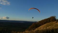 Frocester fun (richiegibbs15) Tags: dmctz80 paragliding