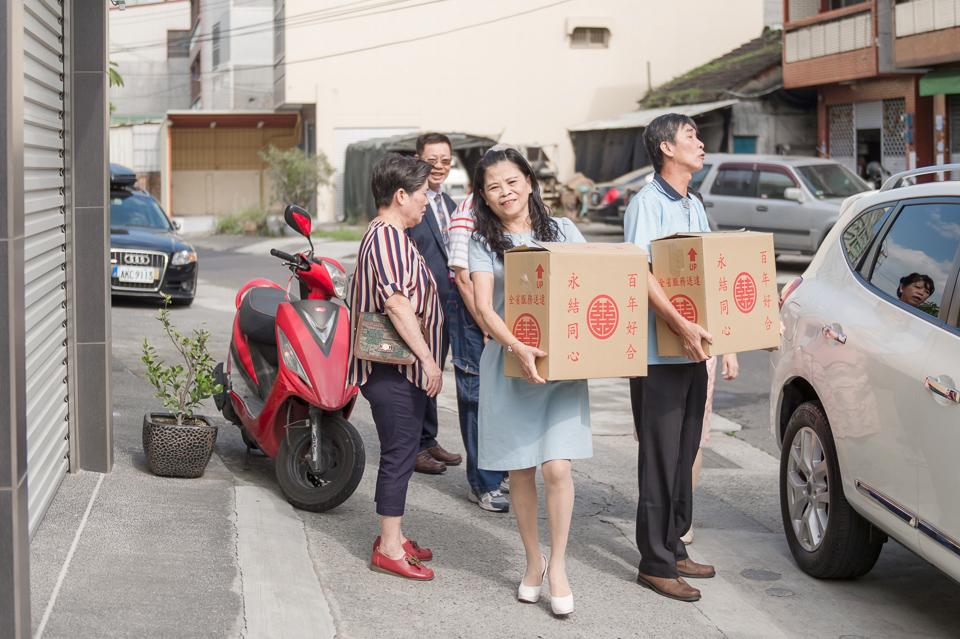 台南婚攝 海中寶料理餐廳 滿滿祝福的婚禮紀錄 W & H 017