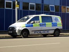 SD12 NRJ Police Scotland (C812JGB) Tags: sd12 nrj sd12nrj mercedesbenz vito 116 cdi dualiner cell van mercedes benz glasgow uk 999 emergency vehicle unit police scotland policing polizia polis polizei politie policía merc