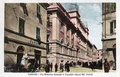 (Don Bairo) Tags: sassari palazzodelleposte 1930 saedegna