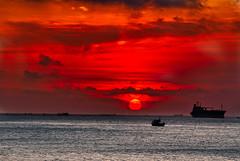 Red Sunset (NguyenMarcus) Tags: vungtau bàrịa–vũngtàu vietnam vn aasia worldtracker happyplanet asiafavorites