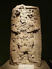 Estela 51. Calakmul, Campeche 🇲🇽 Museo Nacional de Antropología (LUCHO MALER) Tags: calakmul campeche mna cdmx culturamaya