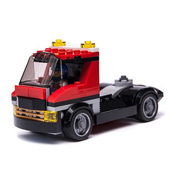 75881 Euro Truck (KEEP_ON_BRICKING) Tags: lego speed champions set moc mod car vehicle truck 75881 ford race racing keeponbricking