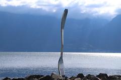 gabel1 (marcel.photo) Tags: vevey schweiz switzerland genfers lac lémon gabel