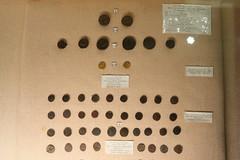 Ancient Roman Coins, 2nd to 7th centuries AD, National Museum of Sri Lanka (omnia2070) Tags: sri lanka colombo national museum ancient roman rome coin coins