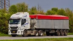 BN23353 (18.05.02, Motorvej 501, Viby J)DSC_5891_Balancer (Lav Ulv) Tags: 246209 larschristensen iveco stralis stralis480 e6 euro6 6x2 white bogense 2017 driverbrian kelbergtrailer bulktipper truck truckphoto truckspotter traffic trafik verkehr cabover street road strasse vej commercialvehicles erhvervskøretøjer danmark denmark dänemark danishhauliers danskefirmaer danskevognmænd vehicle køretøj aarhus lkw lastbil lastvogn camion vehicule coe danemark danimarca lorry autocarra danoise vrachtwagen motorway autobahn motorvej vibyj highway hiway autostrada trækker hauler zugmaschine tractorunit tractor artic articulated semi sattelzug auflieger trailer sattelschlepper vogntog oplegger