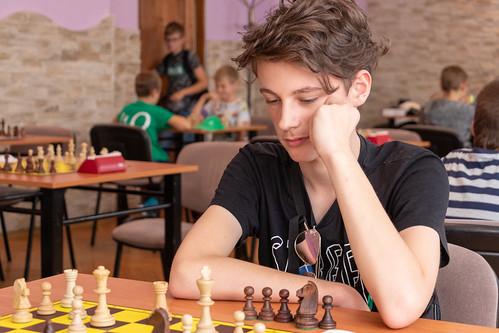 Grand Prix Spółdzielni Mieszkaniowej w Szachach Turniej VII-71