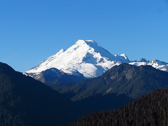Mt. Baker in WA (Landscapes in The West) Tags: yellowasterbutte northcascadesnationalpark washington pacificnorthwest landscape west autumn fall mountbakersnoqualmienationalforest mountbaker