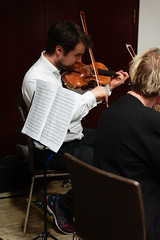 _DSC6190 (erengun3) Tags: jp morgan symphony orchestra rehearsal jpmorgan beethovens 9th eastlondon london londra orkestra raffaello morales citygateway ezgigunuc ezgidalaslan ezgi gunuc violin