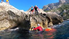 Swimrun Oeil de Verre Grotte Bleue octobre 201700103 (swimrun france) Tags: calanques provence swimming swimrun trailrunning training entrainement france