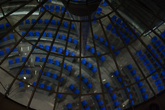 Dome view into Bundestag chamber (Light Orchard) Tags: berlin germany ©2018lightorchard bruceschneider