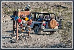 TeaKettleJunction_6873 (bjarne.winkler) Tags: photo foto safari 20181 day 15 tea kettle junction found un way race track death valley