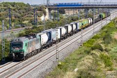 601-007 (Escursso) Tags: 601 601007 bellvei bitrac caf comsa comsarailtransport renfe tarragona railway train tren
