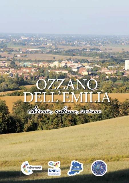 Opuscolo Pro Loco Ozzano dell'Emilia