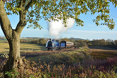 828 at Manuel (DaveStubbings) Tags: 828 insearchofsteam caledonianrailway 060 caledonian bonessandkinneilrailway preservation heritage heritagerailway steamengine steamlocomotive steam steamrailway steamtrain railway train preserved preservedrailway manuel manualjunction