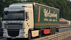 D - Wolzenburg DAF XF 105.460 SC (BonsaiTruck) Tags: wolzenburg daf lkw lastwagen lastzug truck trucks lorry lorries camion caminhoes