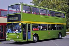DONNINGTON 300918 BL53EDF (SIMON A W BEESTON) Tags: showbus donnington 4535 westmidlands transbus trident bl53edf