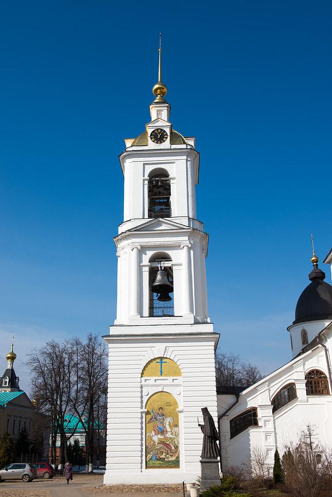 фото: Bell Tower, Dmitrov