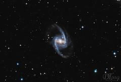NGC 1365 (Delberson Tiago) Tags: astrometrydotnet:id=nova3089453 astrometrydotnet:status=solved