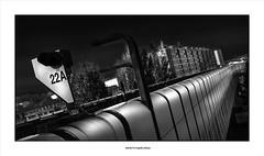 22A... (michel di Méglio) Tags: marseille monochrome subway metro bw