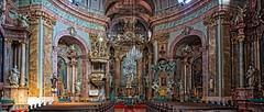 Trinity Church (campmusa) Tags: czechoslovakia slovakia chuch bratislava building trinitarianchurch trinitychurch saintjohnofmatha oldcathedral insidecathedral baroquestyle holytrinitychurch