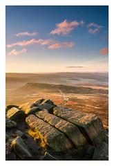 Kit Kat stones (fishyfish_arcade) Tags: 18140mm d3200 nikon peakdistrict nikon18140mmf3556gedvr higgertor longshawestate landscape countryside sunrise