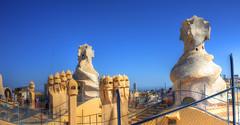 La Pedrera, Gaudi, Barcelona (CloudPhotoz) Tags: pwdrera gaudi barcelone barcelona city ville architecture architectural calalona