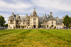 Biltmore House (rschnaible) Tags: biltmore house estate north carolina the south home mansion building architecture outdoor landscape asheville