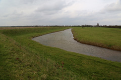 Toft Marsh (JonCombe) Tags: coastwalk219 lincolnshire lincs coast marshes the wash thewash