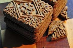 _DSC5363a (alfplant2009) Tags: macromondays bfood bourbon biscuit brown pattern sugar