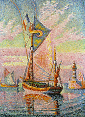 Paul Signac - Port of Concarneau, 1925 at Bridgestone Museum of Art Tokyo Japan (mbell1975) Tags: tokyo tokyoprefecture japan jp paul signac port concarneau 1925 bridgestone museum art museo musée musee muzeum museu musum müze museet finearts gallery gallerie beauxarts beaux galleria painting impression impressionist impressionism french