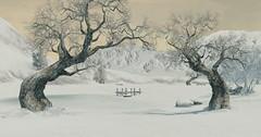 Eternal snow WIP1 (Monica_ML) Tags: secondlife sl winter snow eternal wip