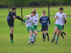 20181021 U16B 07 (Cabinteely FC, Dublin, Ireland) Tags: 2018 20181021 cabinteely cabinteelyfc markscelticfc ddslu16b kilboggetpark dublin ireland football soccer 2002