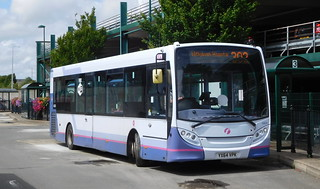 First Cymru 44634 - YX64VPK