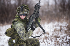 Canadian Patrol Concentration 2016 (Canadian Army   Armée canadienne) Tags: armes army arméedeterre day extérieur hommes horizontal jour males neige outdoors snow weapons wainwright ab canada ca