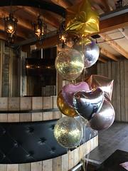 ORBZ, foil balloons